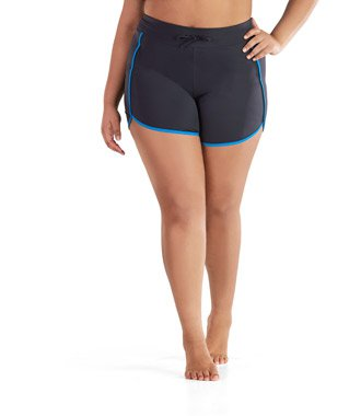 AquaChic™ Surf Short in Black