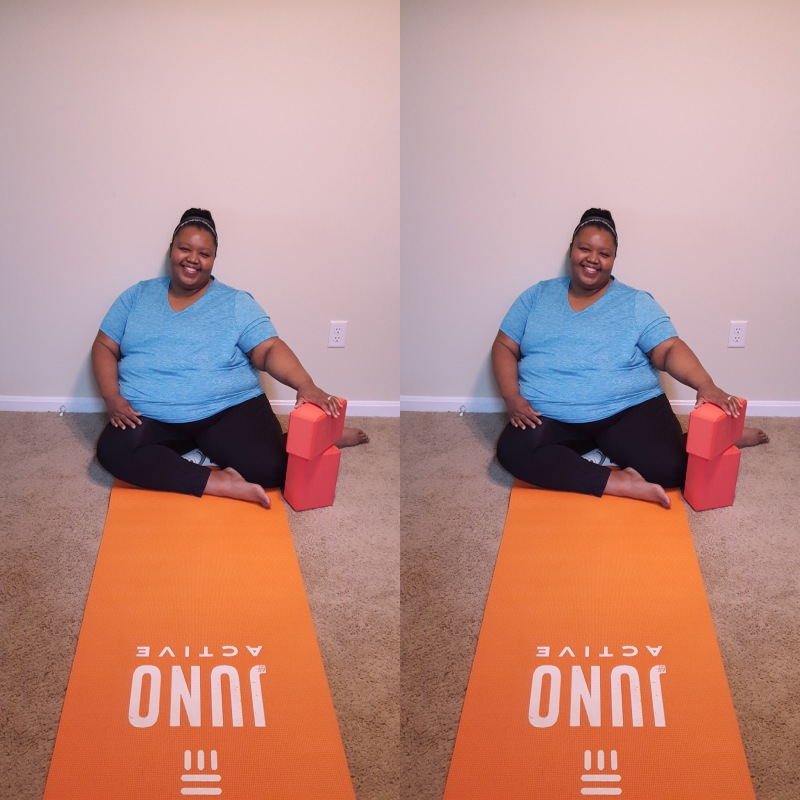 Plus Size Yoga