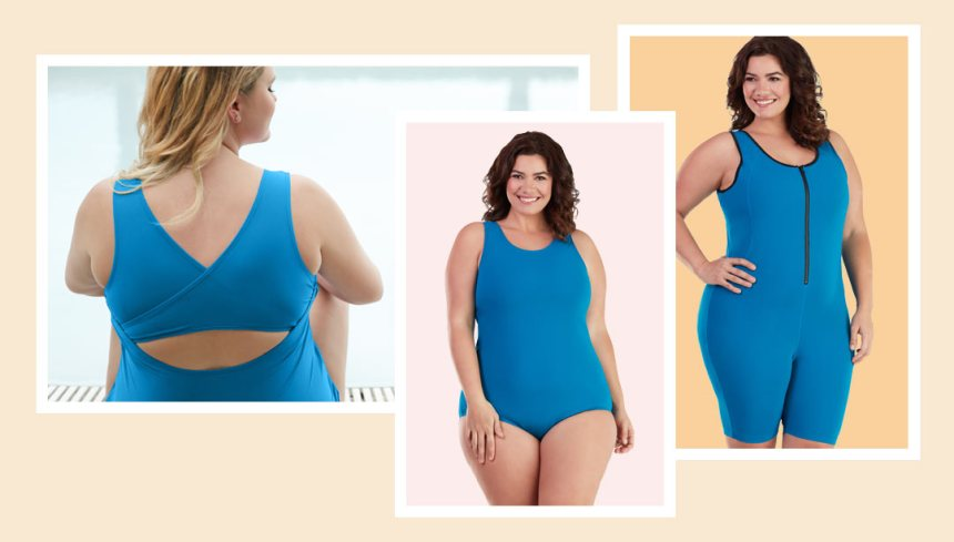 Plus Size Swimwear Choices