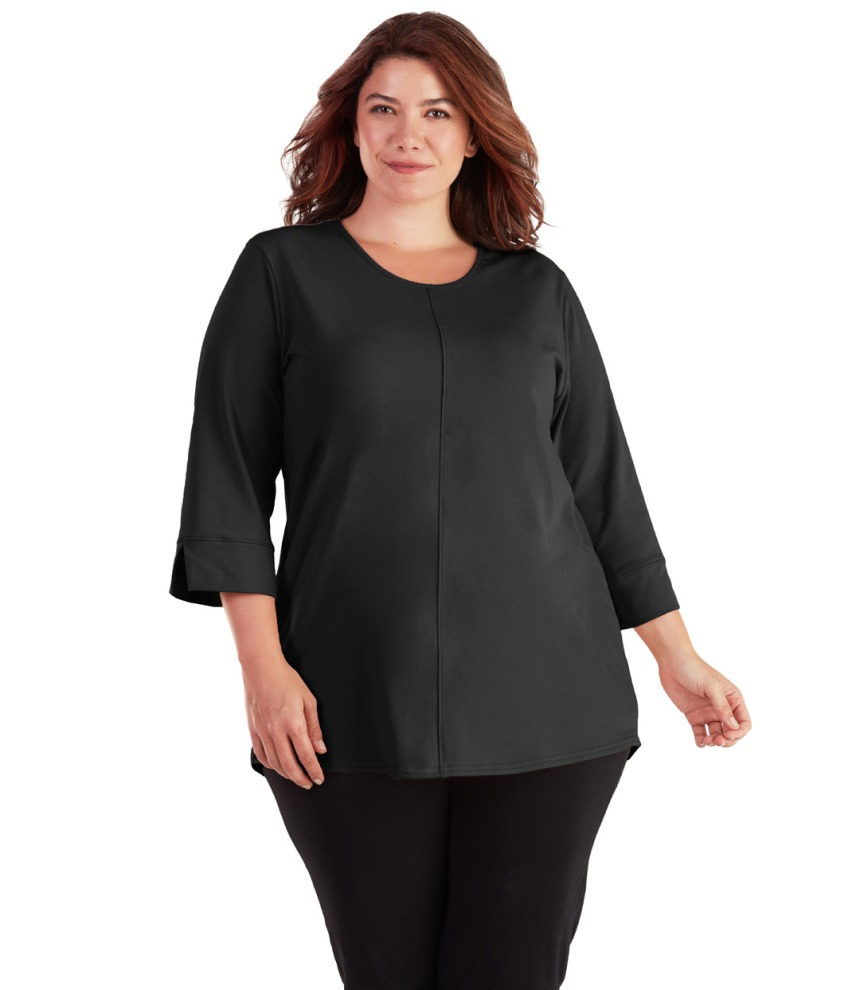 Image of Junonia Classics Center Seam Tunic