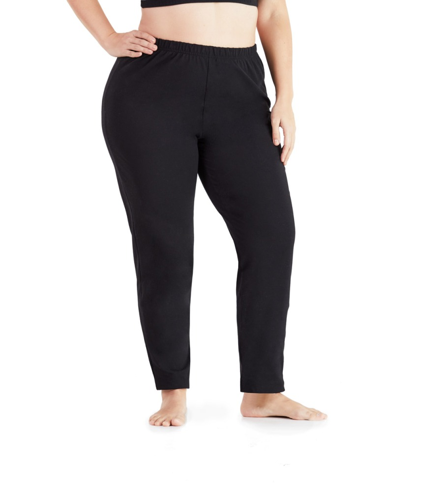 Image of UltraKnit Loose Fit Plus Size Leggings by JunoActive