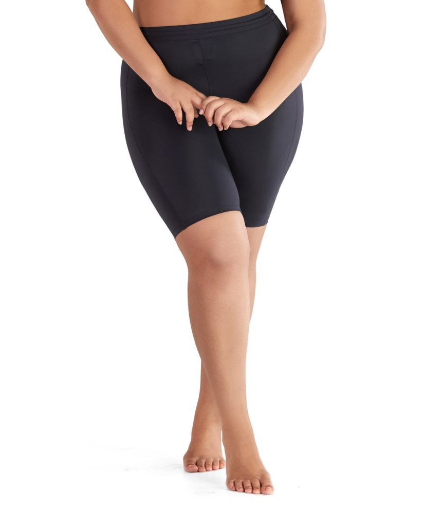 Image of Plus size swim shorts by JunoActive